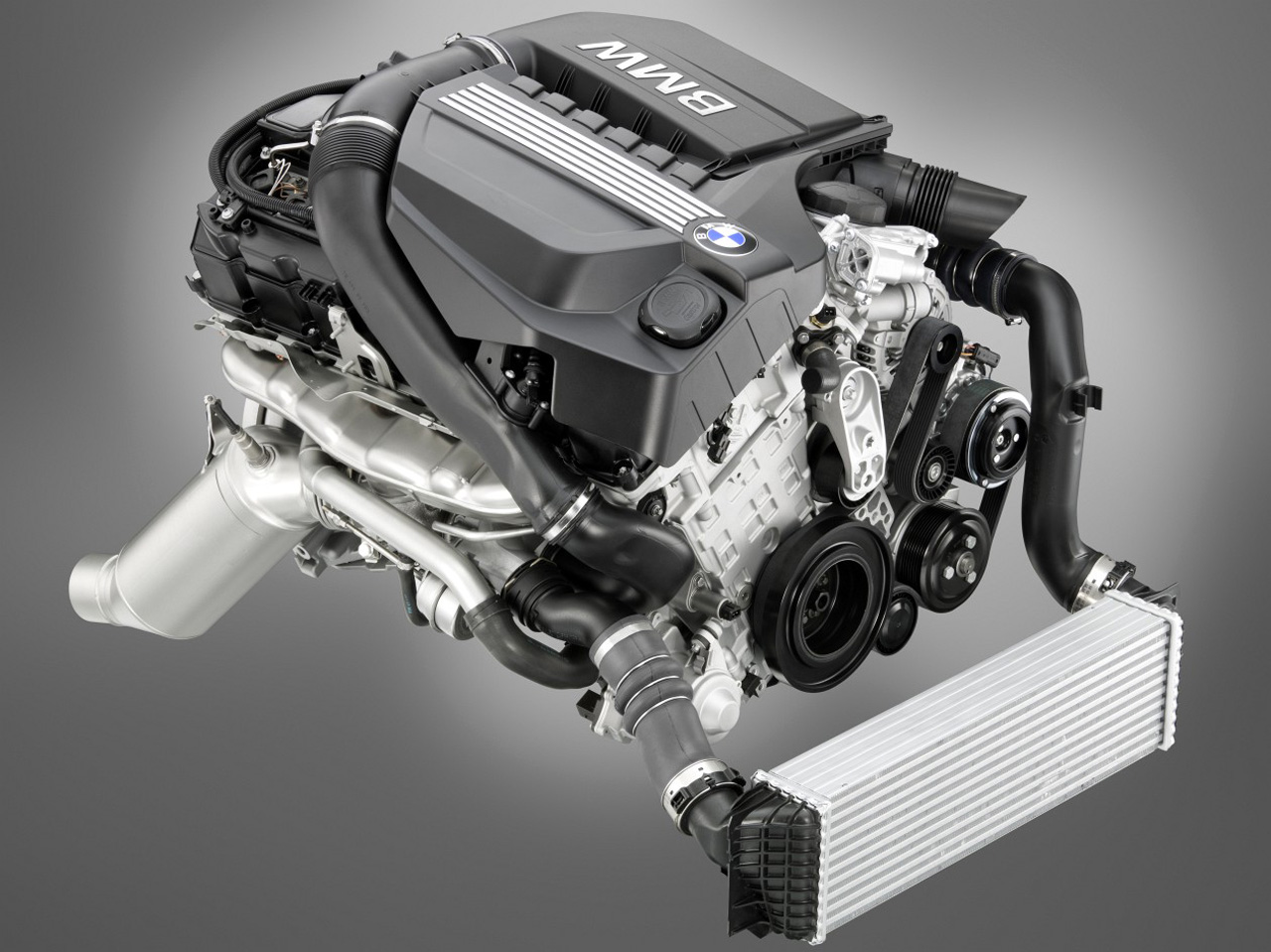 BMW-N55-Engine