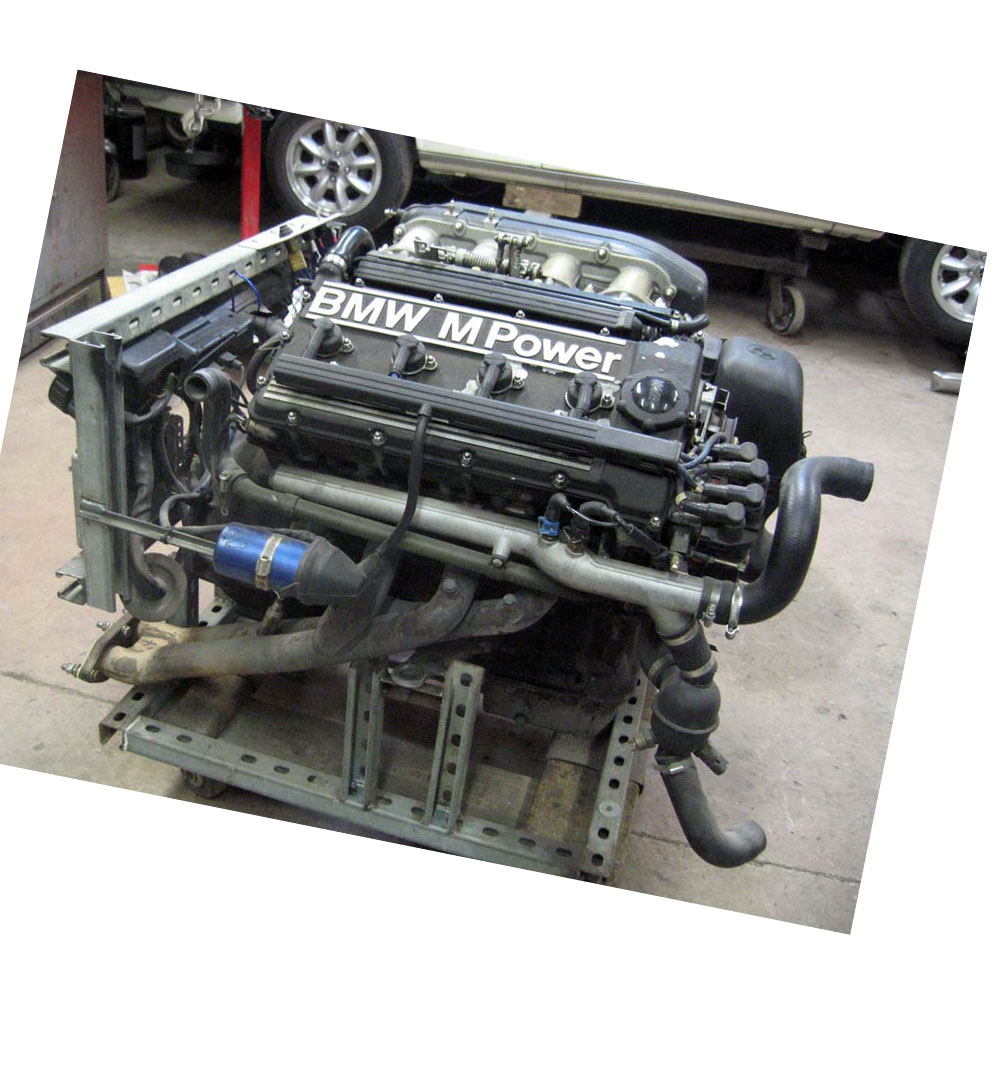 BMW and Mini Engine Replacement