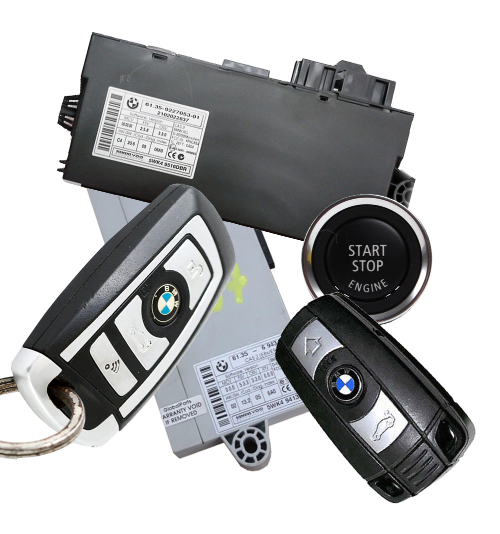 BMW CAS Module