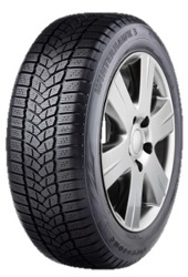 205/55HR16 FIRESTONE WINTERHAWK3 91H M+S